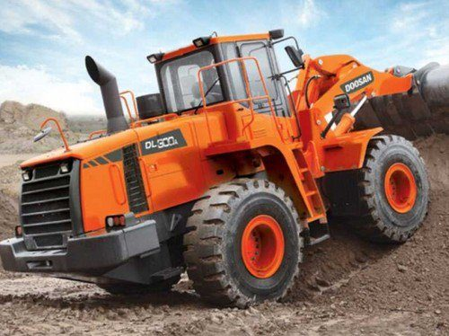 Daewoo Doosan Dl300a Wheeled Loader Service Catalogue Manual